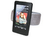 View Item BLACK Silicone Skin Case Cover &amp; Sports Armband for Sony Walkman X Series NWZ-X1050 NWZ-X1060